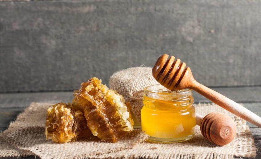 sirop d'abeille